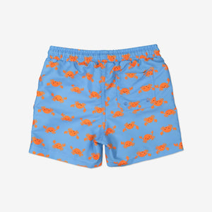 Kids Grey Swim Shorts