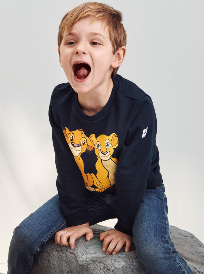 Disney Lion King Simba Kids Sweatshirt