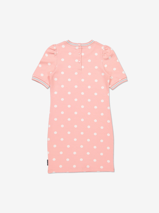 Girl Pink GOTS Organic Kids Dress