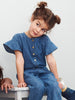 Kids Denim Playsuit