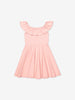 Girls Pink Kids GOTS Organic Dress
