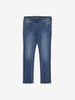 Girl Blue Kids Organic Cotton Jeggings