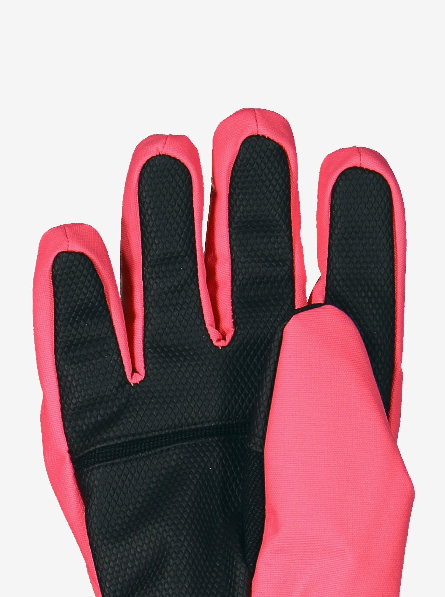 Long Padded Kids Winter Gloves