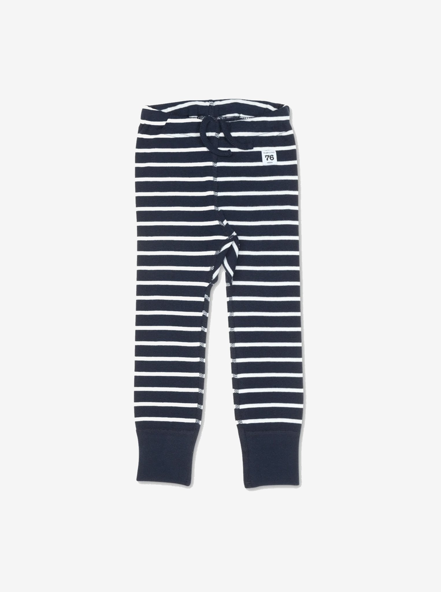 PO.P Stripe Kids Leggings