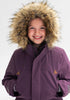 Kids Padded Parka Coat