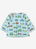 Vehicle Print Baby Top