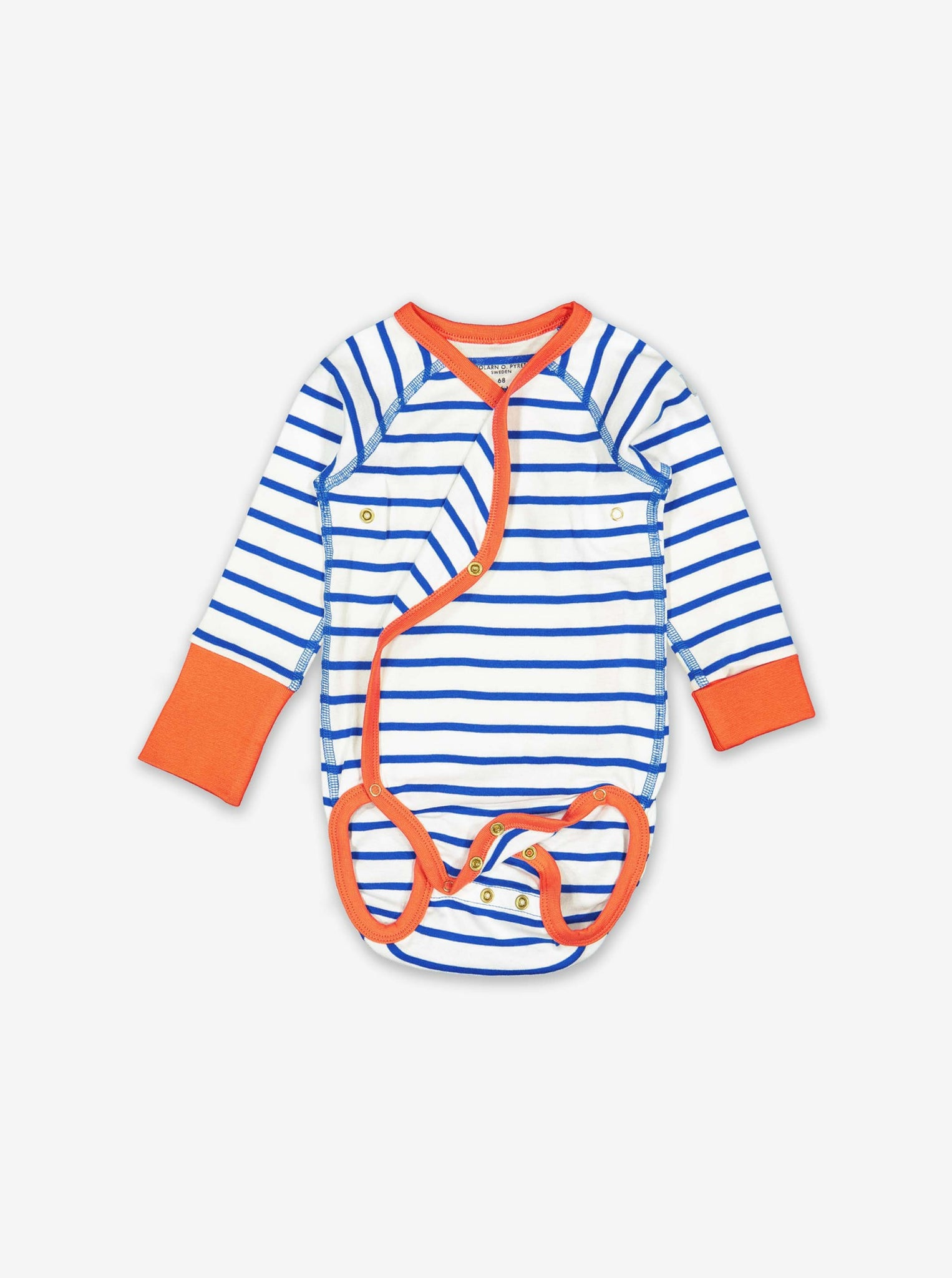 Striped Baby Top