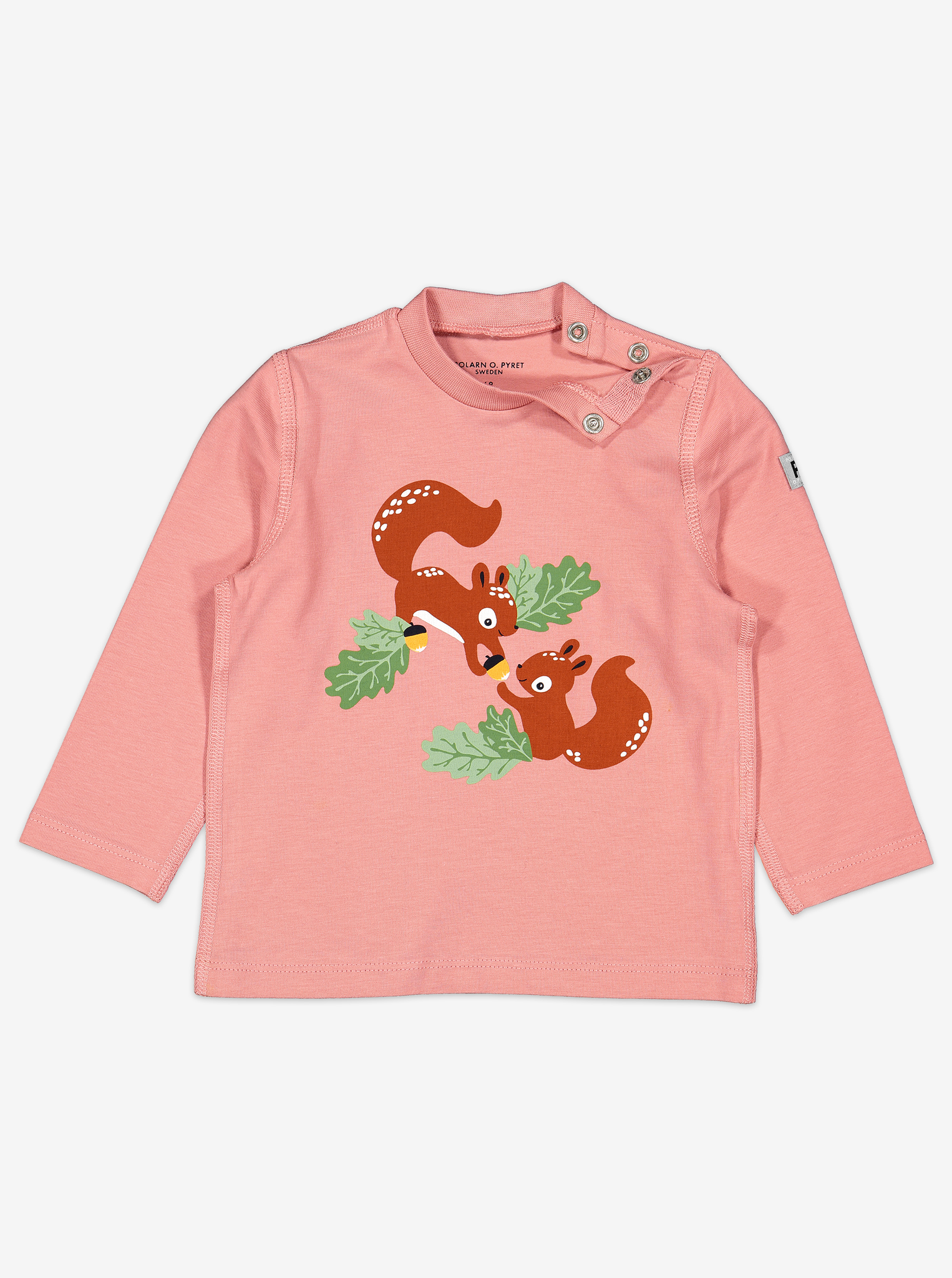 Animal Friends Baby Top
