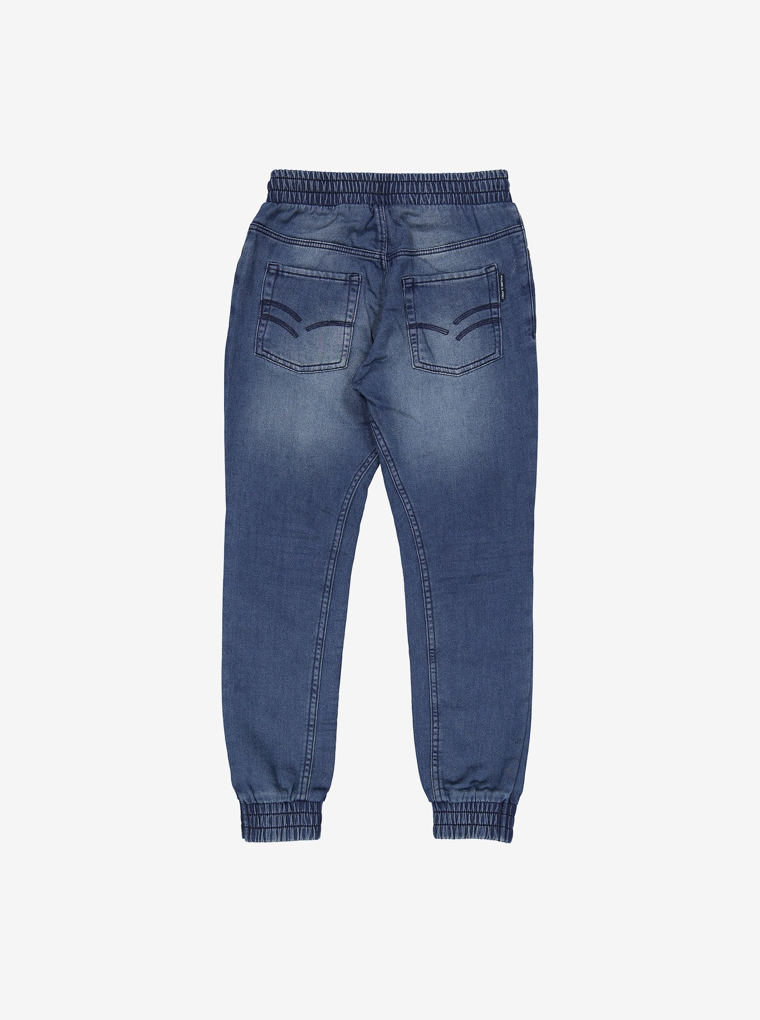 Pull On Kids Jogger Jeans