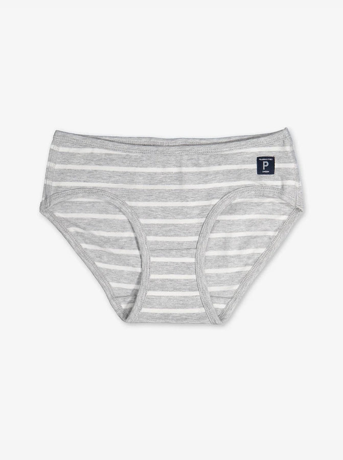 PO.P Stripe Girls Brief
