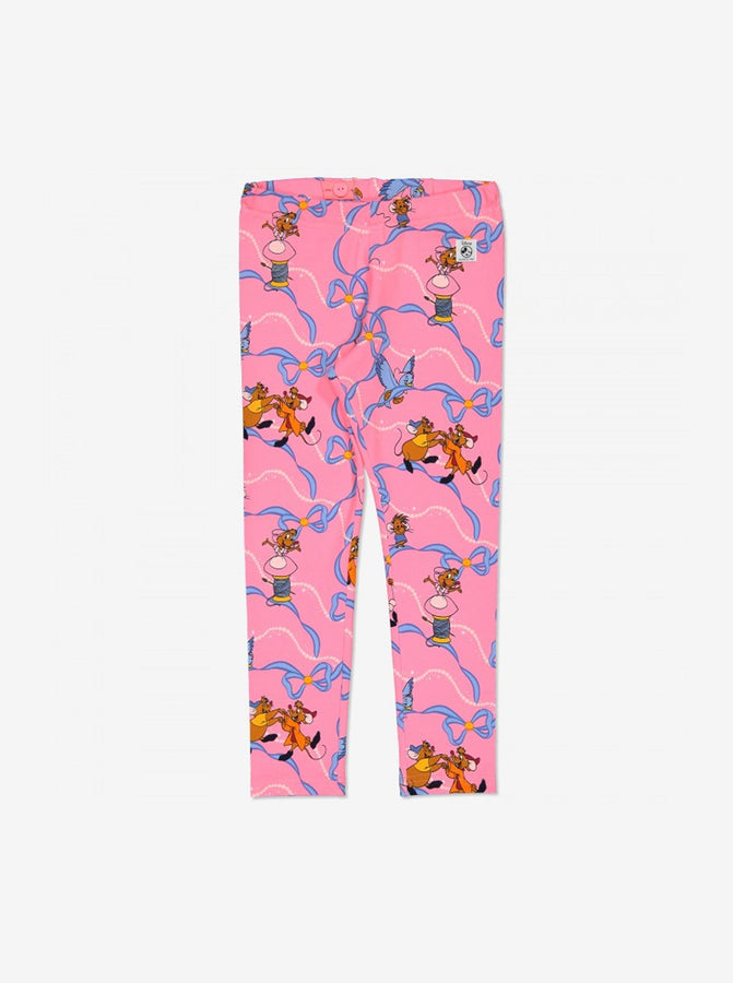 Cinderella Print Kids Leggings