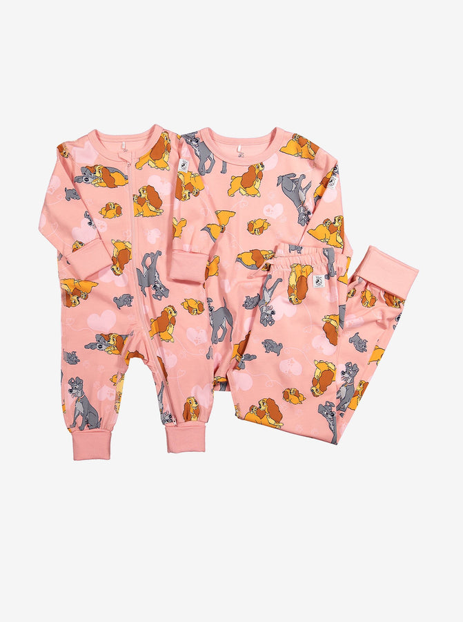 Lady & The Tramp Kids Onesie