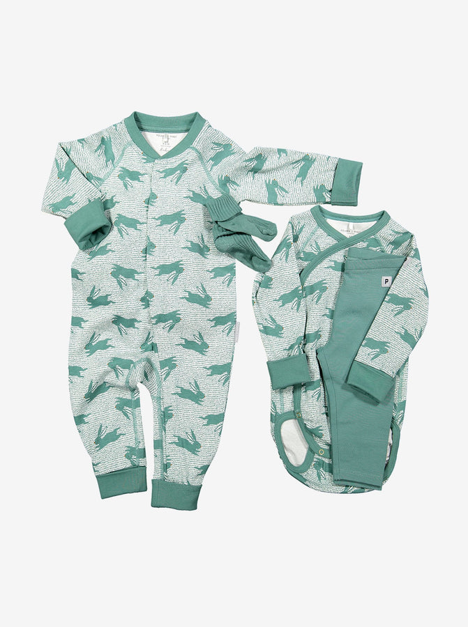 Organic Baby Leggings