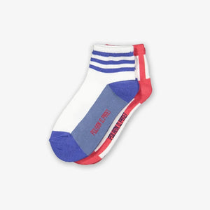2 Pack Kids Ankle Socks