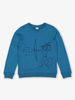 Robin Hood Embroidered Kids Sweatshirt
