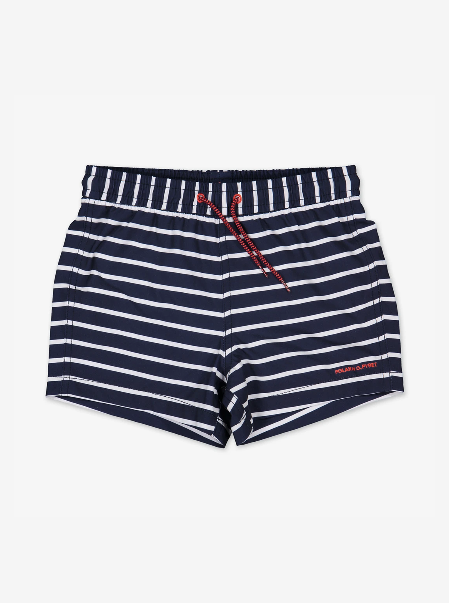 Striped Kids Swim Shorts