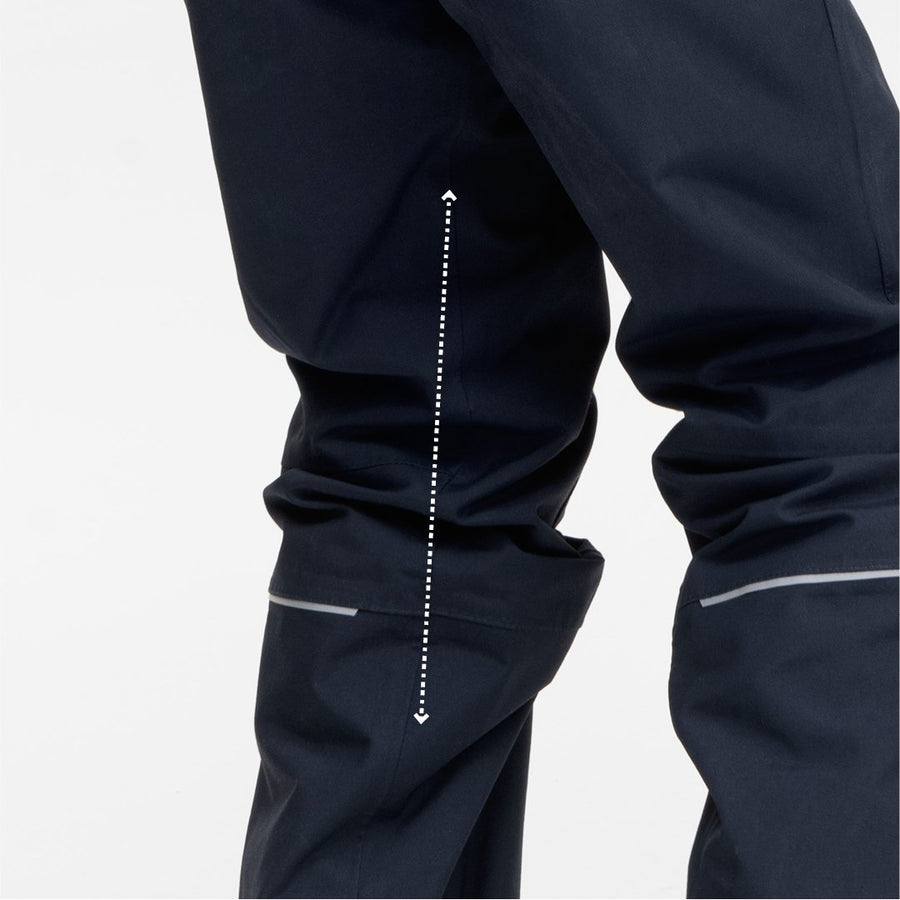 Extendable Waterproof Kids Shell Trousers