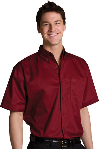Men's Short Sleeve Shirt (1740) - Elmore