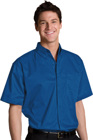 Men's Short Sleeve Shirt (1740)- Kenwood Server