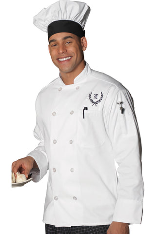 Chef Coat (3301) - Wexford AL & MS
