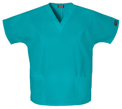 V-neck Tunic with Front Pockets (4700 Gemini Only)