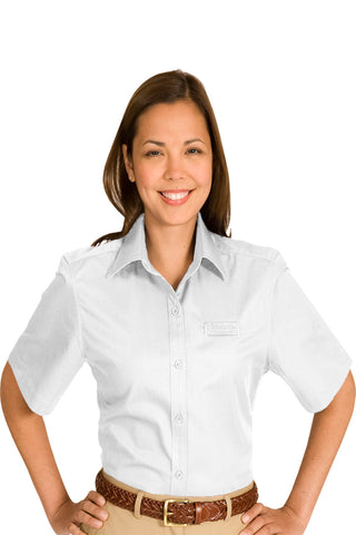 Women's Short Sleeve Twill (5740) - The Brook