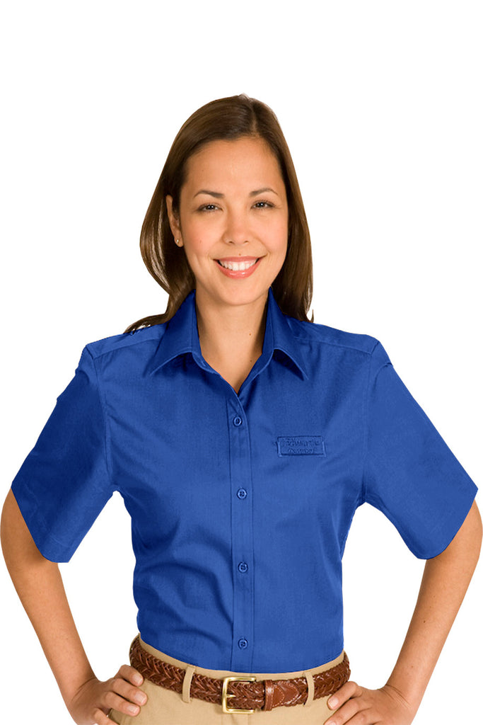 Women's Short Sleeve Twill (5740) - Kenwood Server