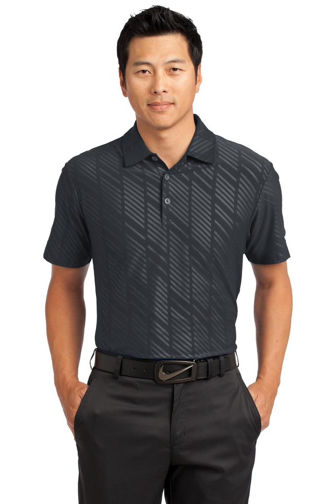 VGT Field - 632412 Nike Dri-FIT Embossed Polo