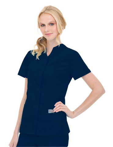 Women's Snap Front Tunic (70223) - Wexford IL