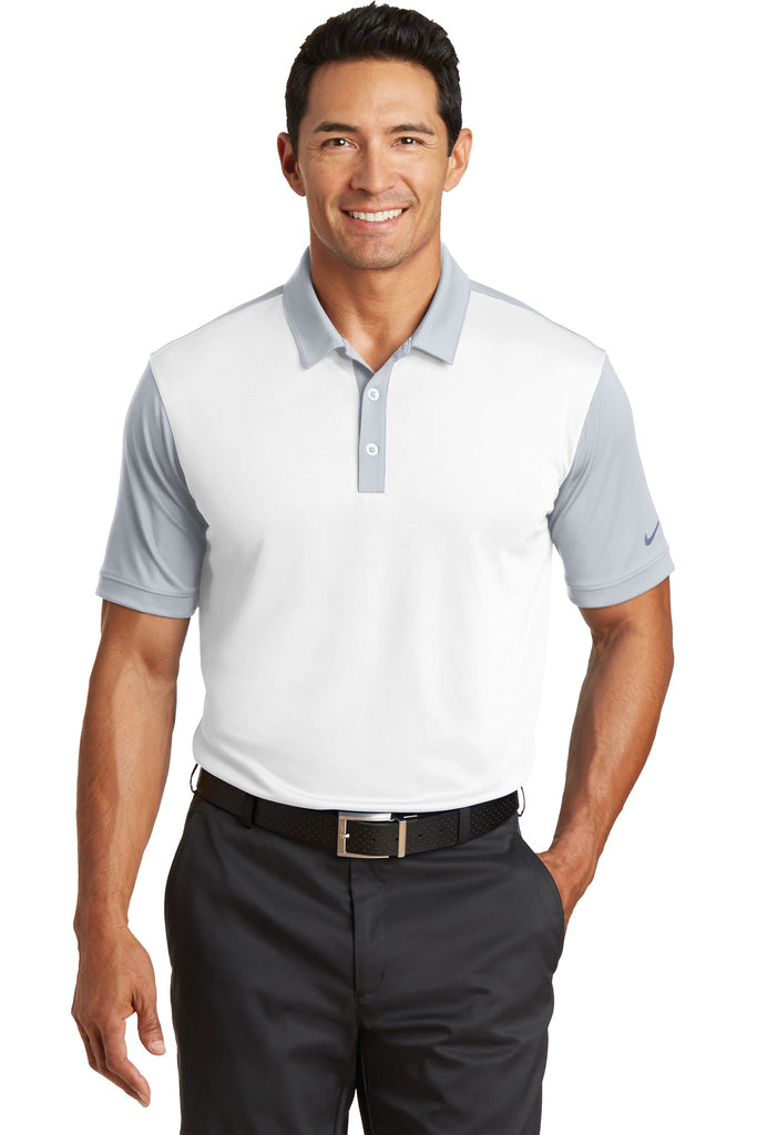 VGT Field - 746101 Nike Dri-FIT Colorblock Icon Modern Fit Polo