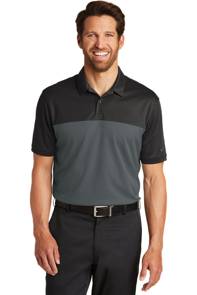 VGT Field -  881655 Nike Dri-FIT Colorblock Micro Pique Polo