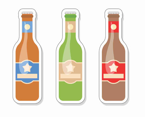 Special Occasions - Beer Bottle Add-Ons