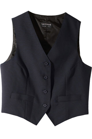 Women's Polyester Vest (7490) - Kenwood