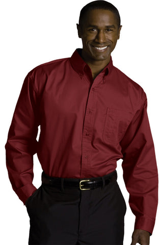 Men's Long Sleeve Shirt (1750) - Elmore Server