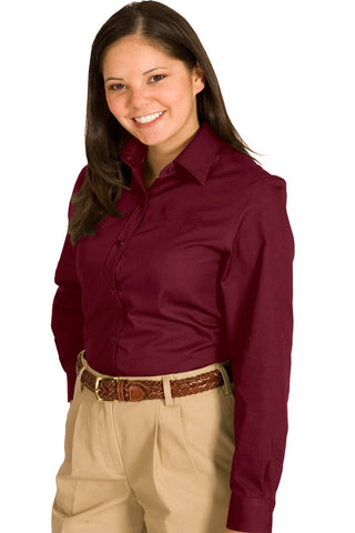 Women's Long Sleeve Shirt (5750) - Elmore Server