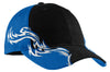 VGT Field - C859 Port Authority® Colorblock Racing Cap with Flames
