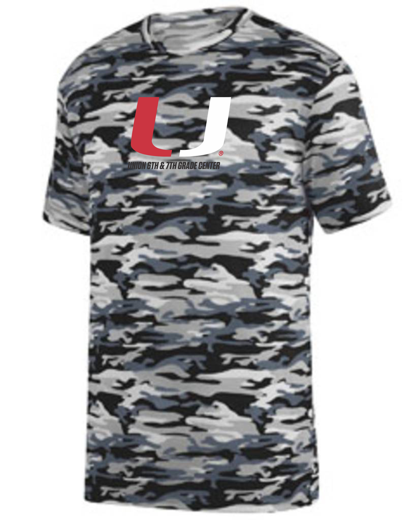 Camo - Union 6th/7th Short Sleeve