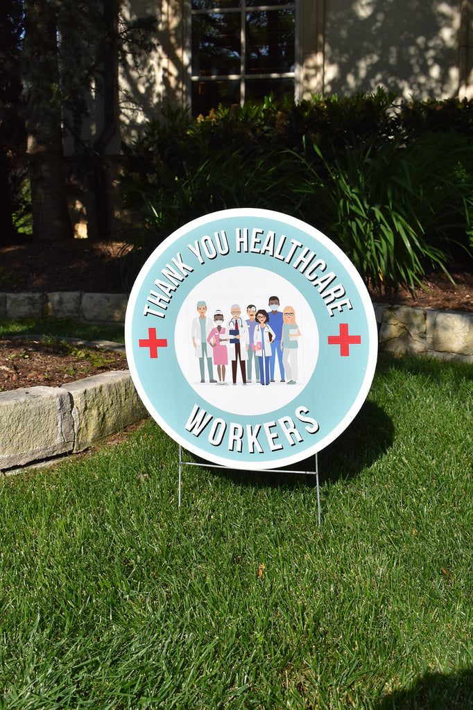 HEALTH CARE WORKERS - Thank You Circle