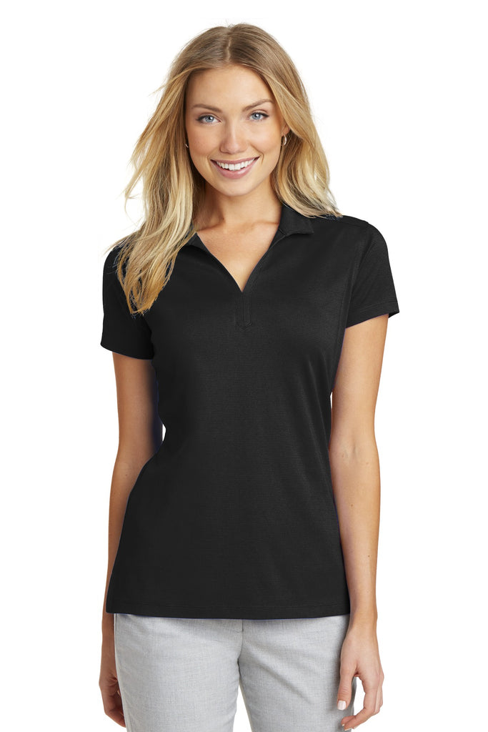 VGT Field - L573 Port Authority® Ladies Rapid Dry™ Mesh Polo