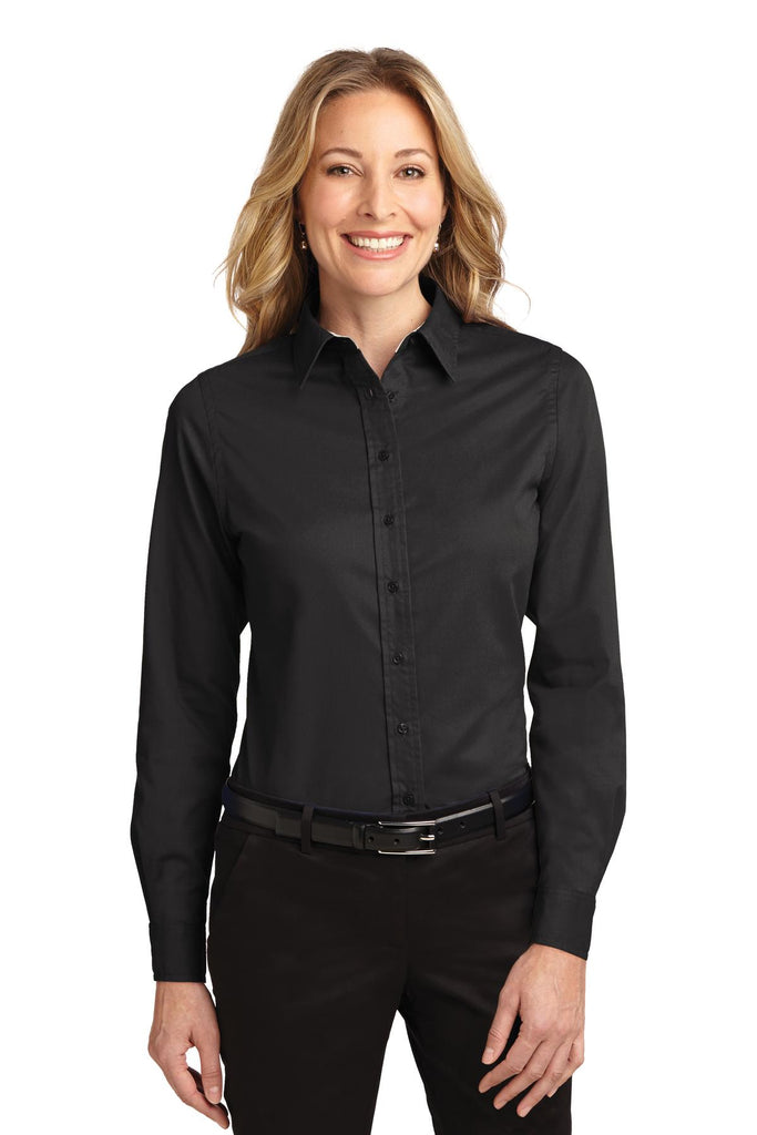 VGT Field - L608 Port Authority® Ladies Long Sleeve Easy Care Shirt