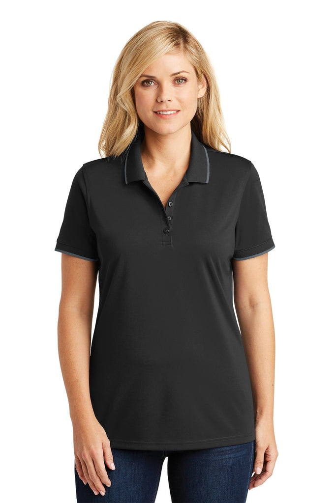 VGT Field - LK111 Port Authority® Ladies Dry Zone® UV Micro-Mesh Tipped Polo