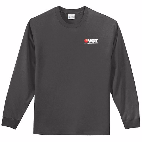 VGT Port & Company Long Sleeve Essential T-Shirt Unisex  (PC61LS)