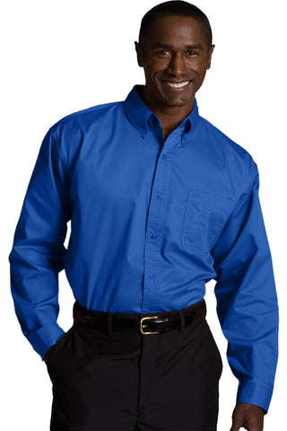Men's Long Sleeve Shirt (1750) - Kenwood Server