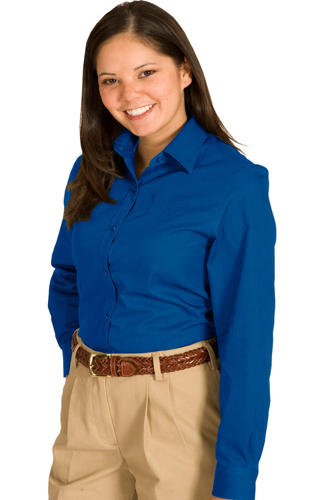 Women's Long Sleeve Shirt (5750) - Park Louisville