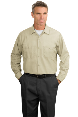 Long Sleeve Work Shirt (SP14) - Dublin AL & MS