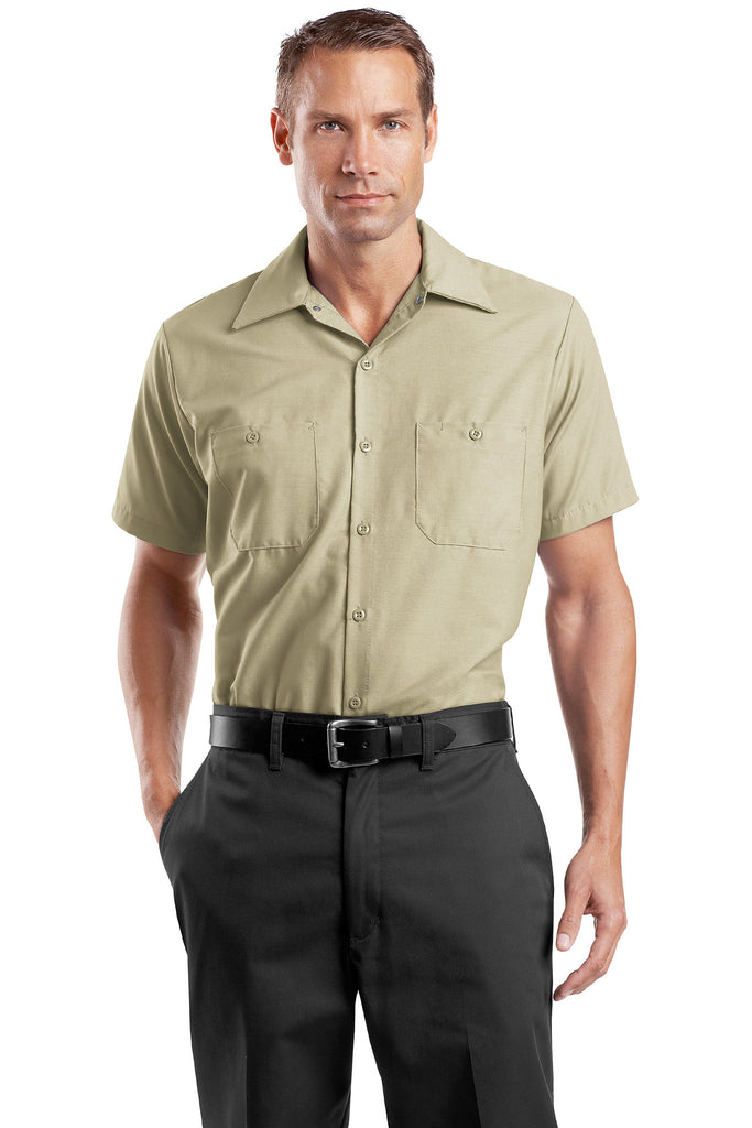 Short Sleeve Work Shirt (SP24) - The Brook