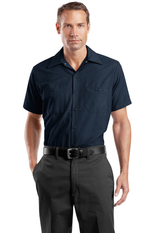 Short Sleeve Work Shirt (SP24) - Las Colinas