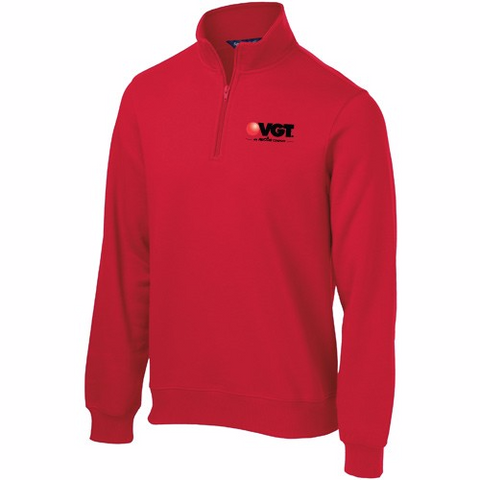 VGT Sport-Tek 1/4 Zip Sweatshirt Men's  (ST253)
