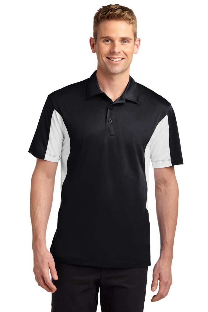 VGT Field - ST655 Sport-Tek® Side Blocked Micropique Sport-Wick® Polo