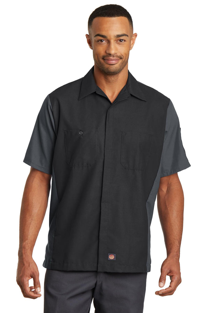 VGT Field - SY20 Red Kap® Short Sleeve Ripstop Crew Shirt